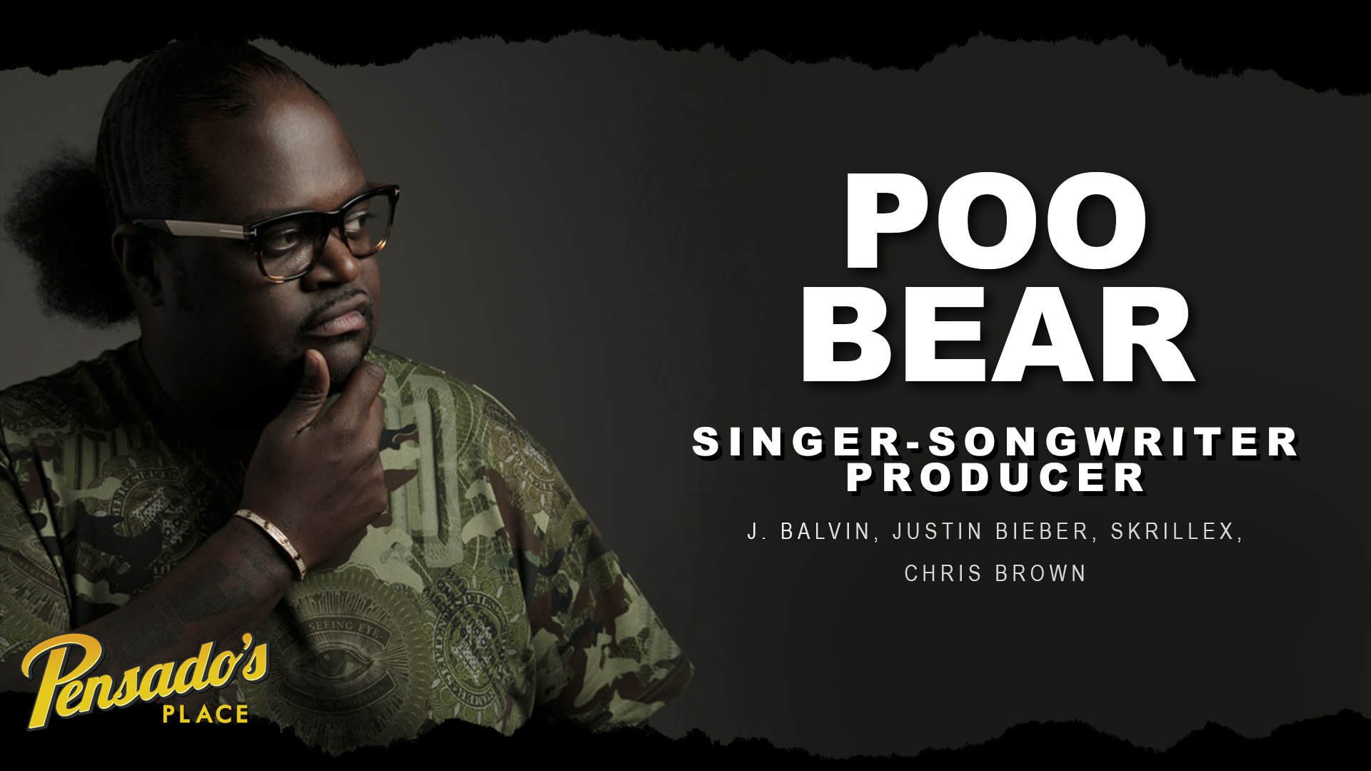 Justin Bieber Songwriter / Producer, Poo Bear