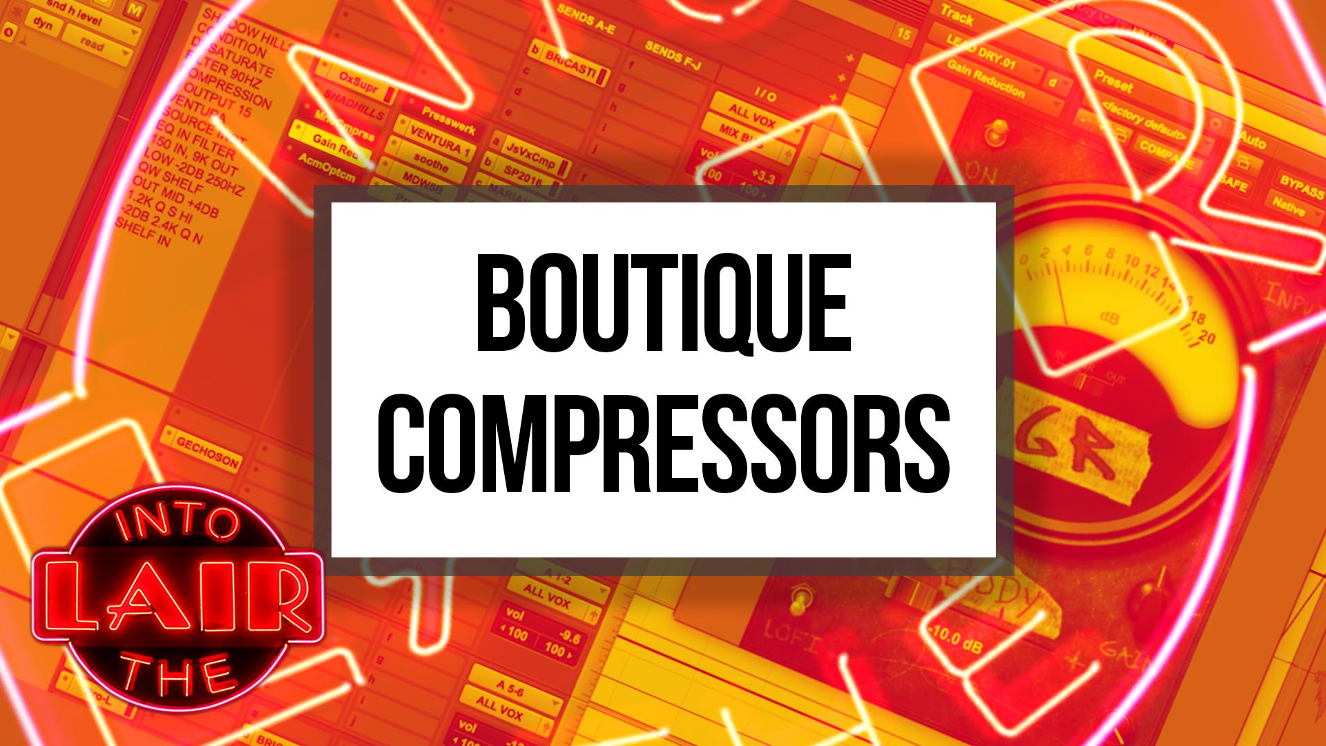 Boutique Compressors