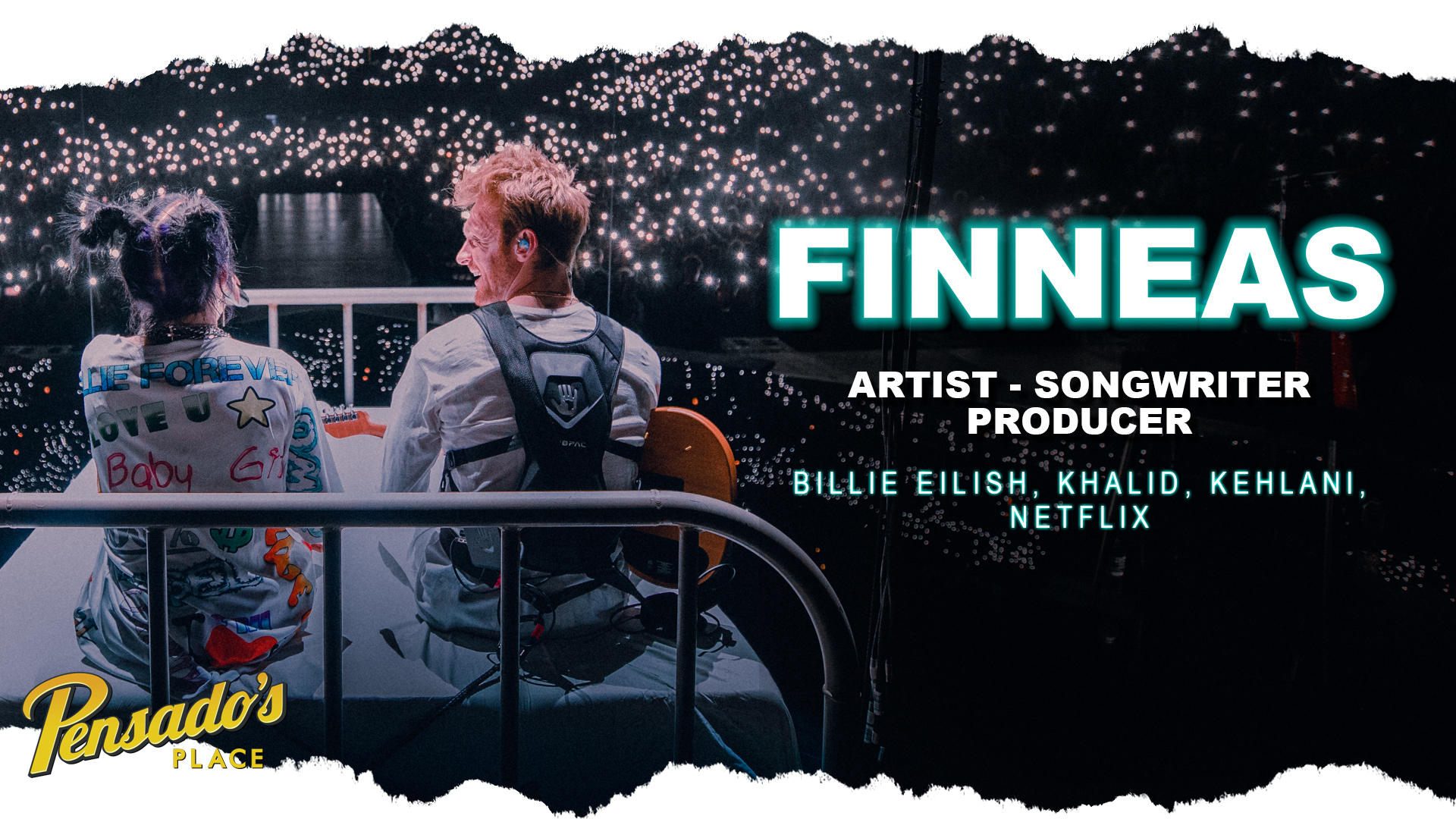 Artist / Songwriter / Producer, FINNEAS