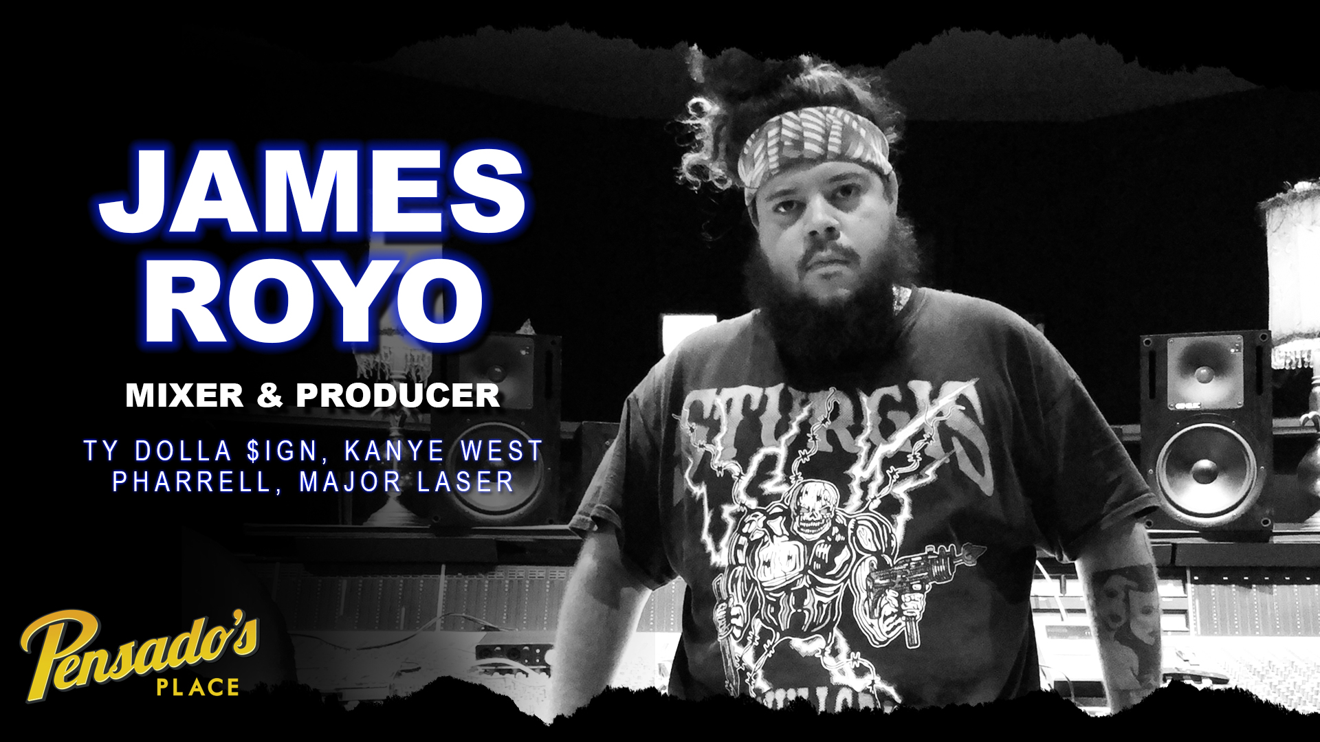 Ty Dolla $ign Producer / Mixer, James Royo