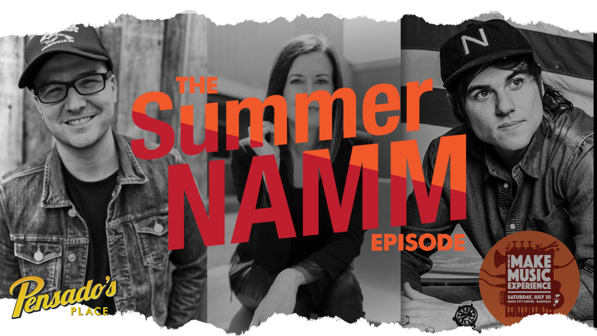 Summer NAMM 2019 with Luke Laird, Beth Laird & Ross Copperman