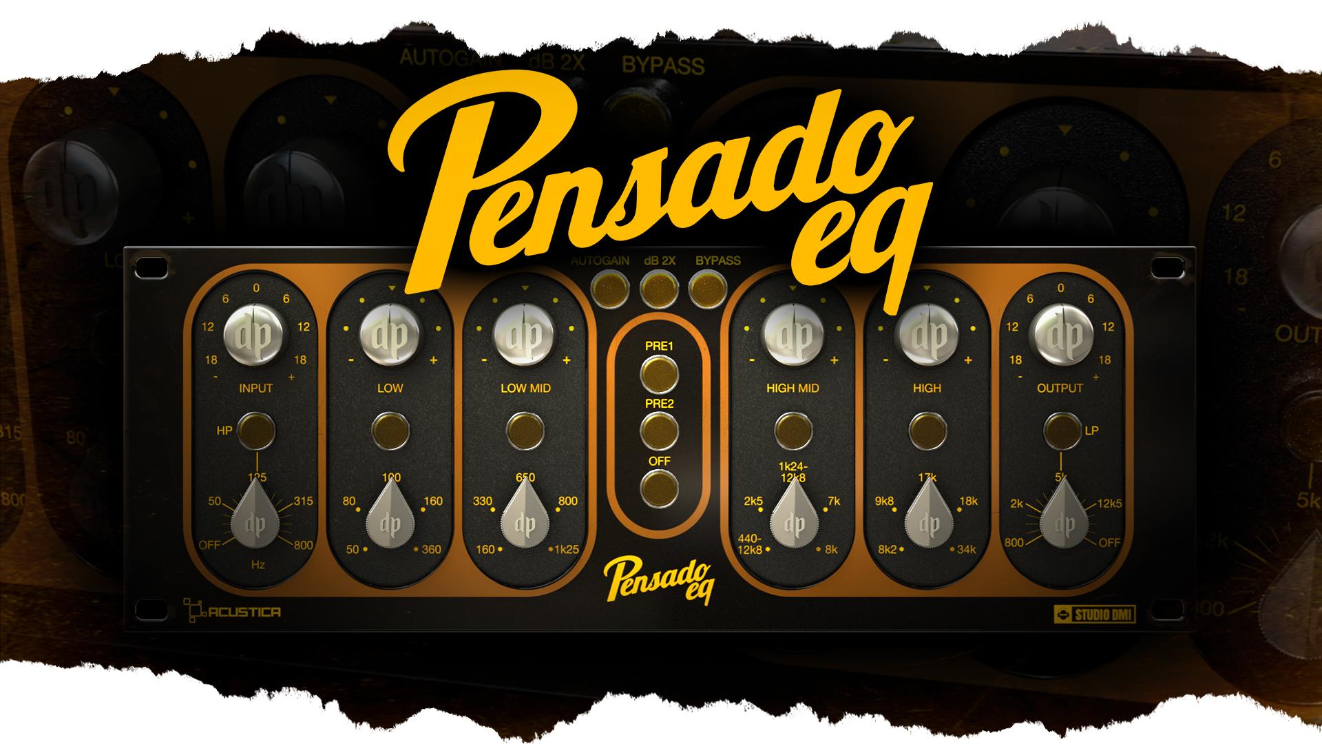 Introducing Pensado EQ