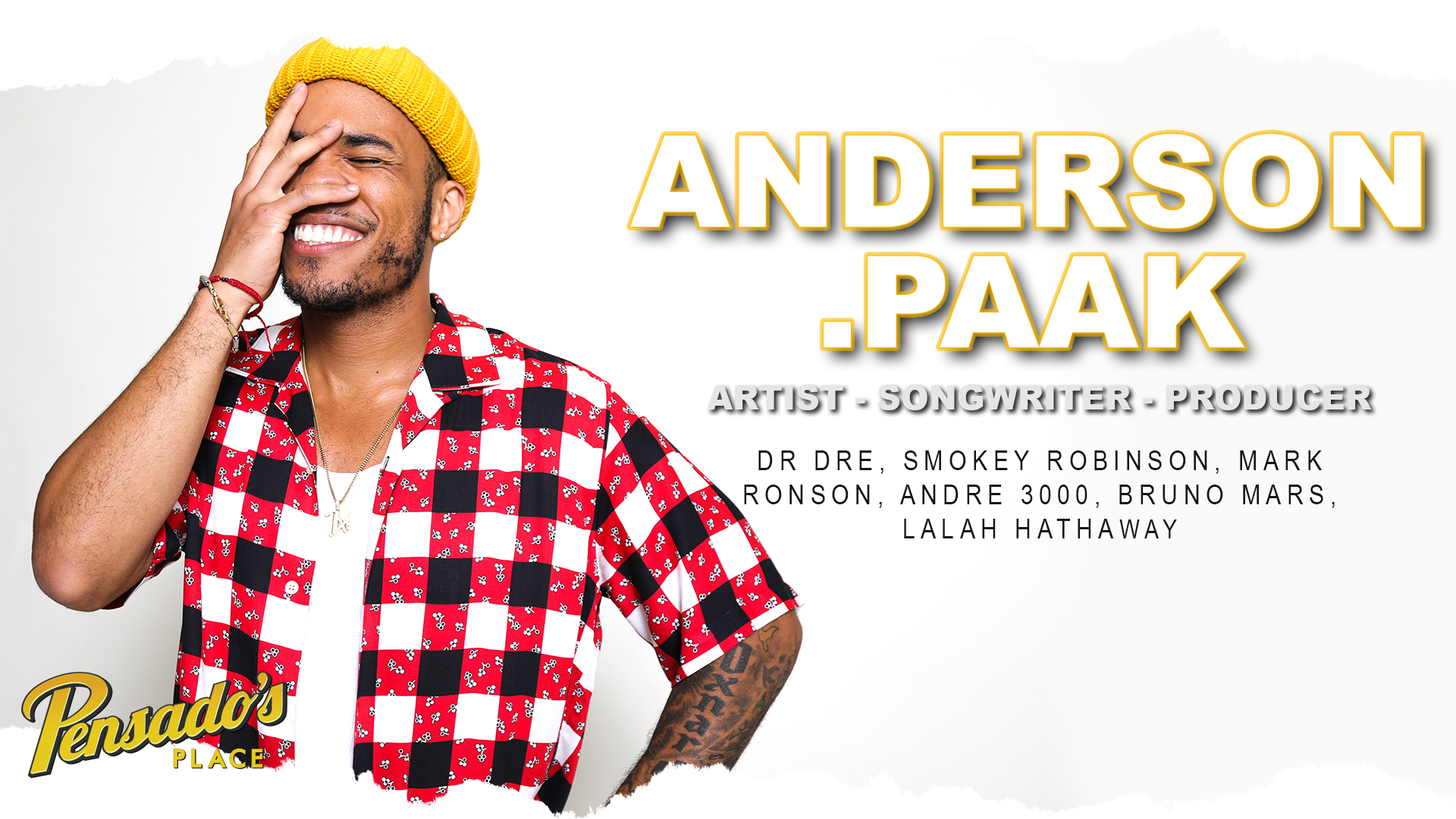 Anderson .Paak (Part 1)