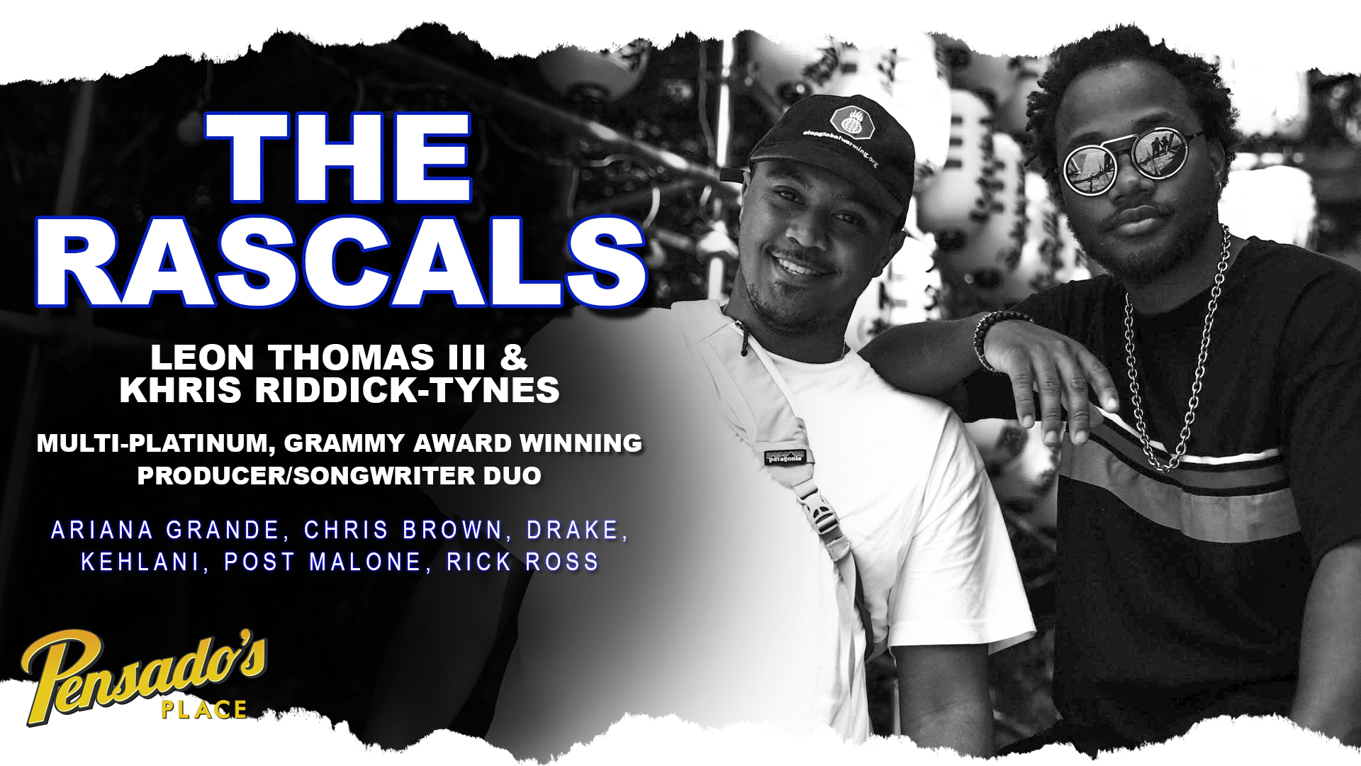 Multi-Platinum, Grammy Award Winning Producer / Songwriting Duo, The Rascals