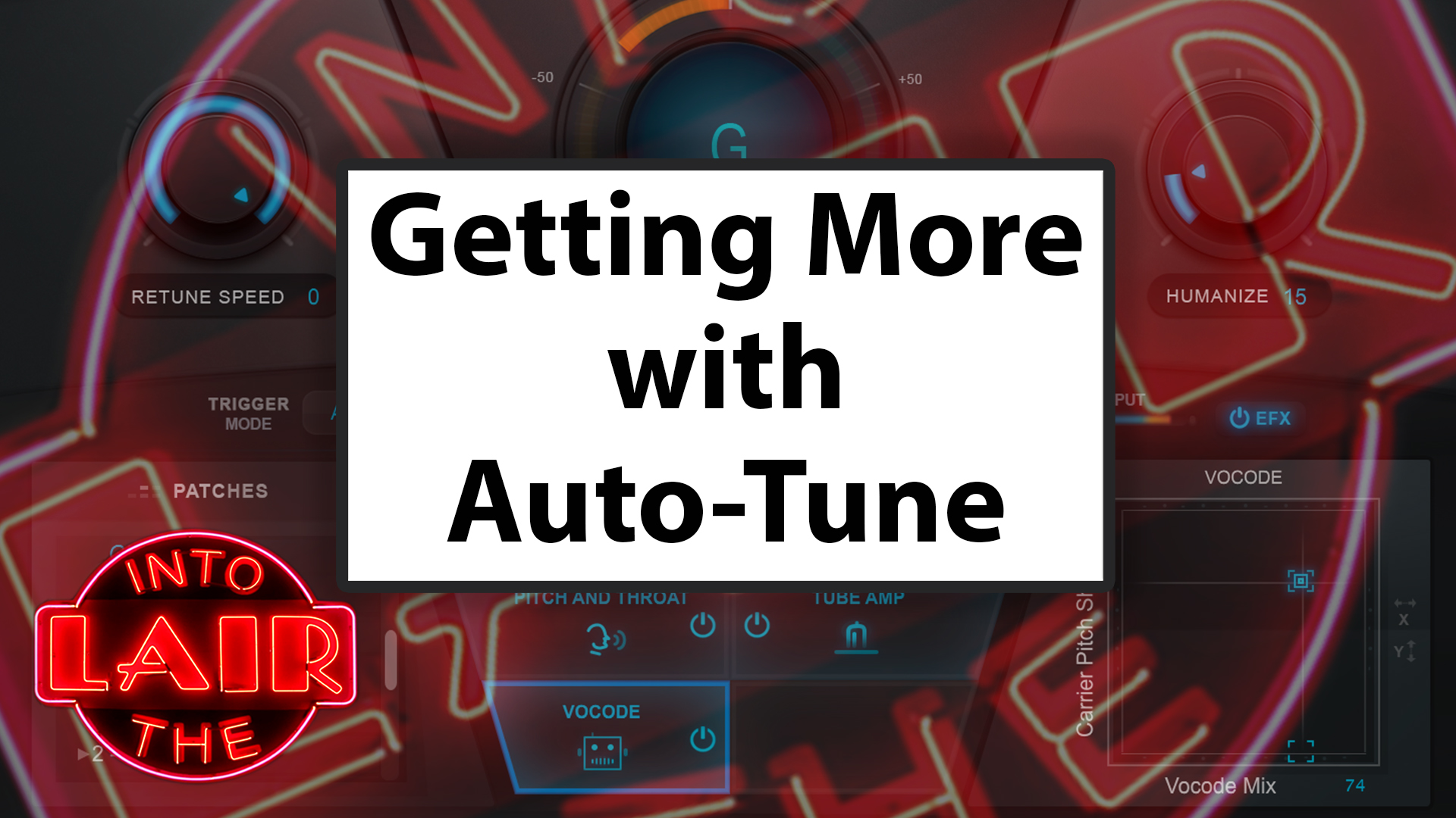 Getting More with Auto-Tune