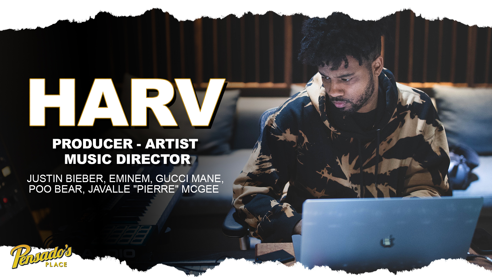Justin Bieber Producer / Music Director / Artist, HARV