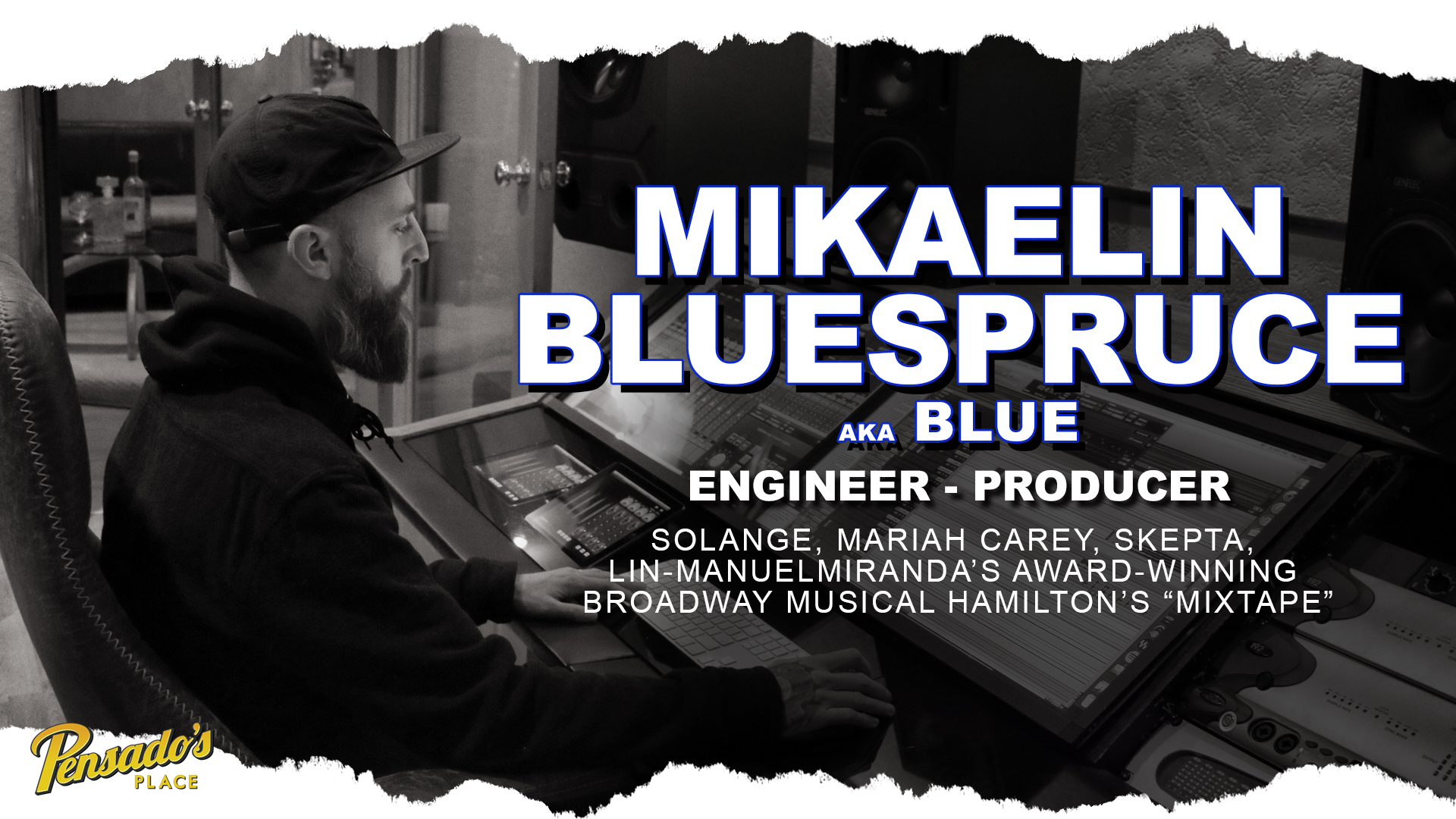 "Solange Knowles Engineer / Producer, Mikaelin ""Blue"" BlueSpruce"