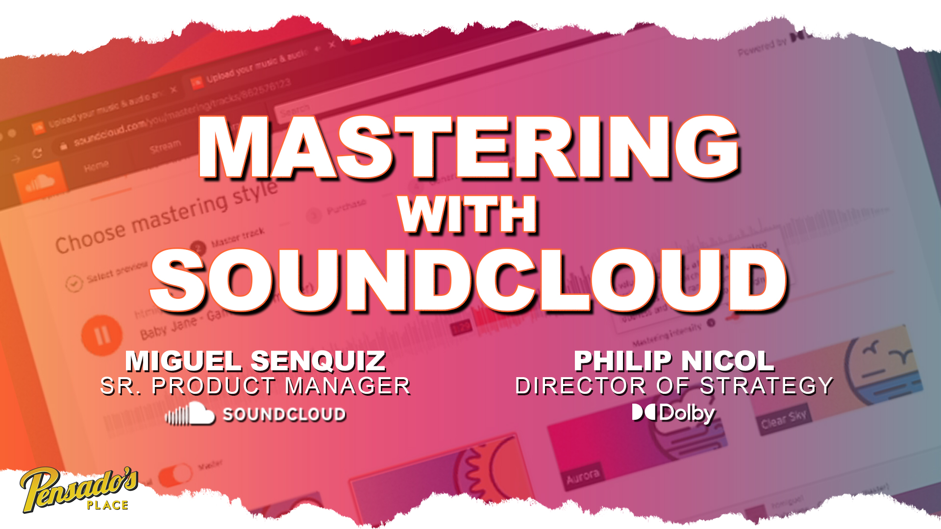 Mastering with SoundCloud
