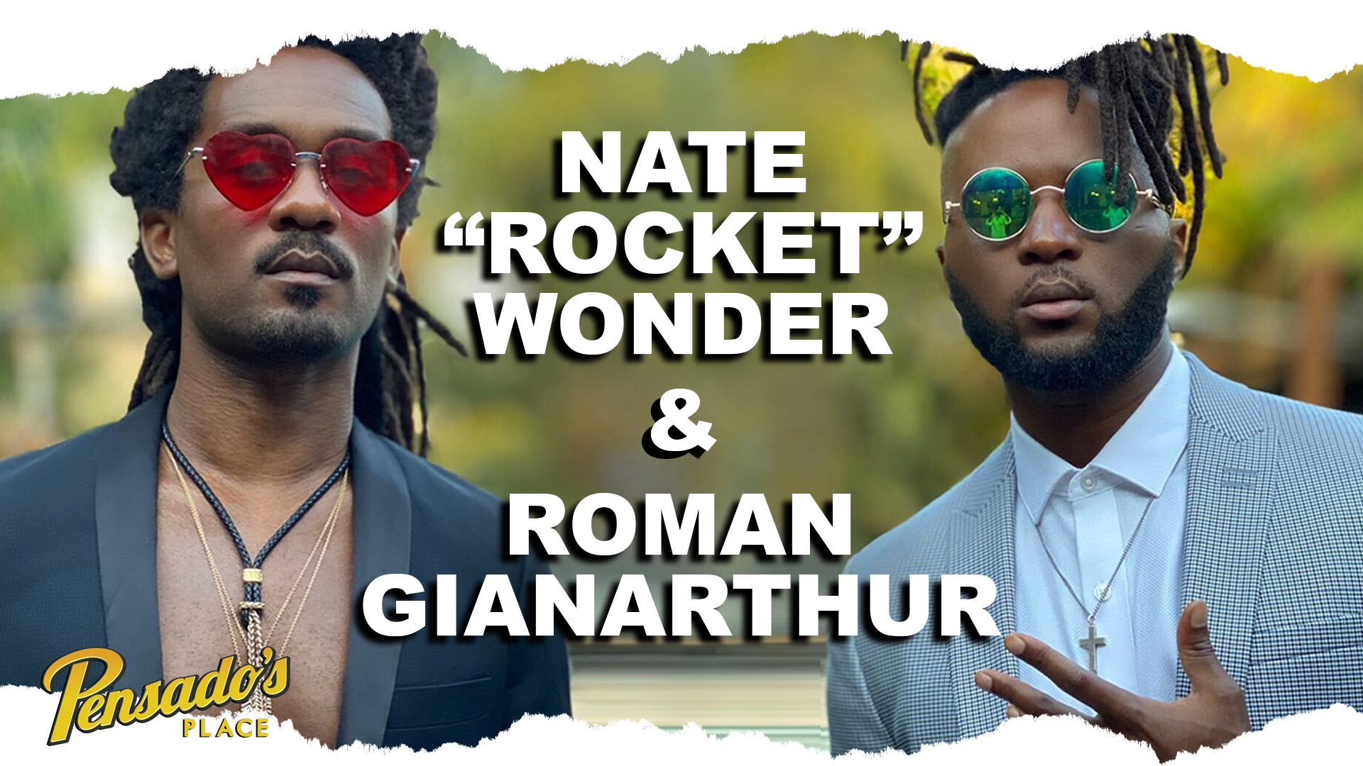 Grammy Nominated Producer / Songwriter Nate Wonder and Roman GianArthur
