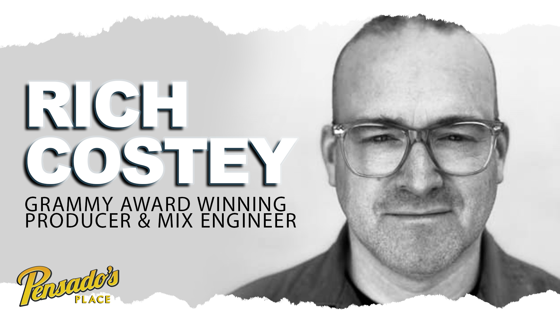 Grammy Winning Producer / Engineer, Rich Costey (Muse, The Killers, Santigold)
