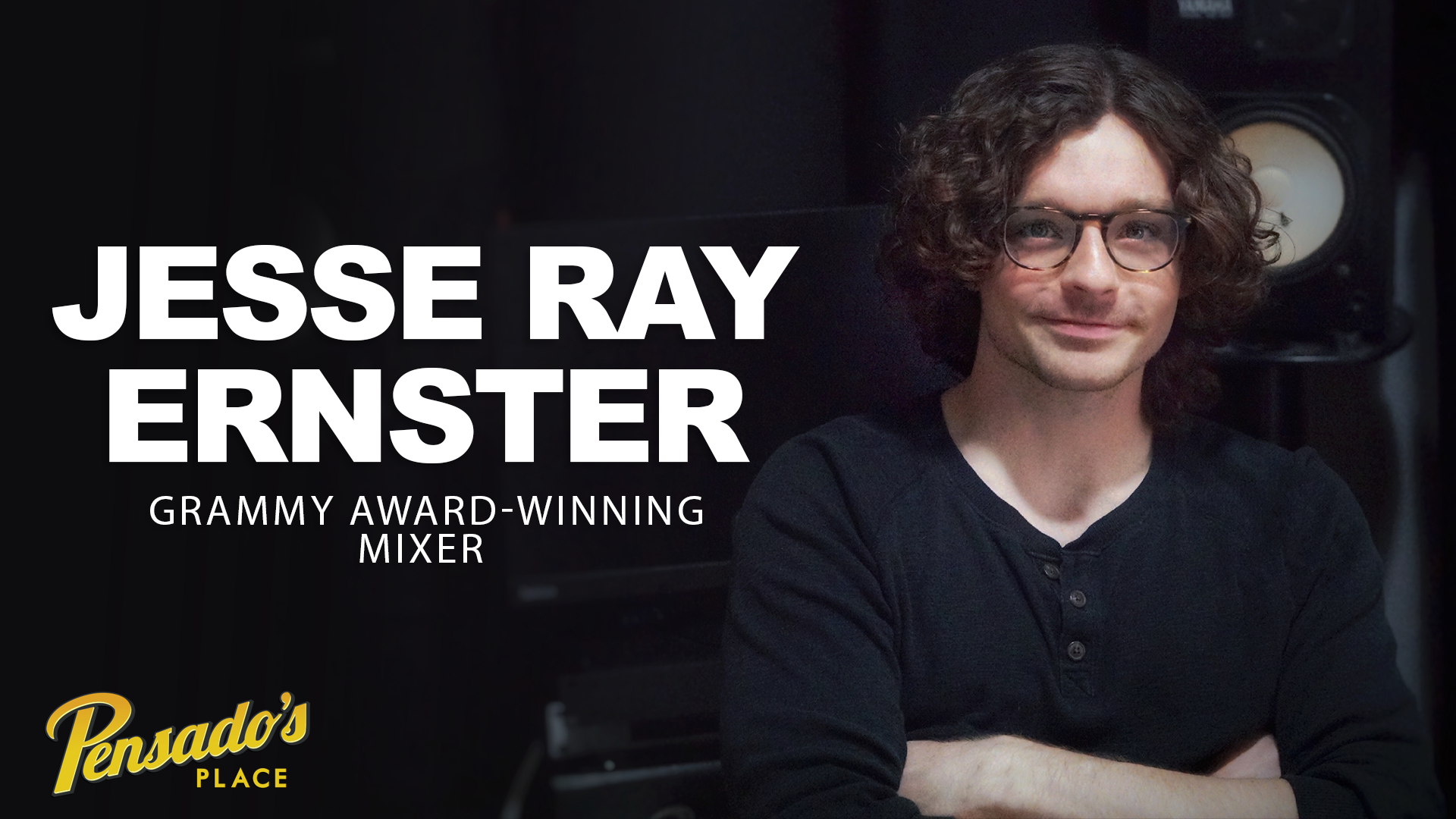 Grammy Award Winning Mixer, Jesse Ray Ernster