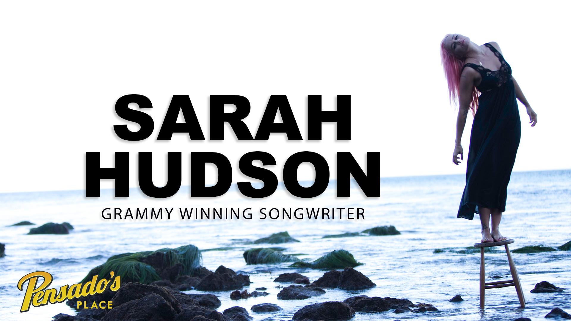 Grammy Winning Songwriter, Sarah Hudson
