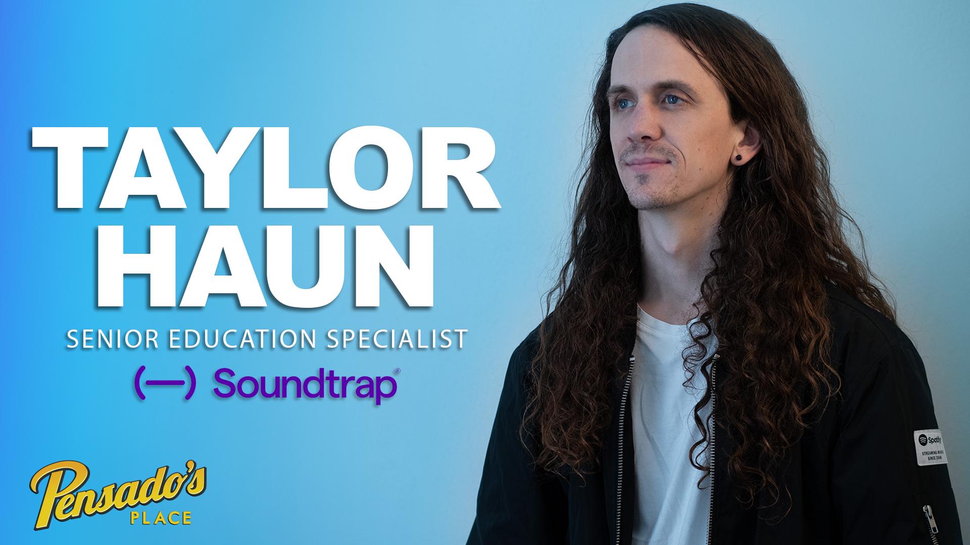 Soundtrap Senior Education Specialist, Taylor Haun