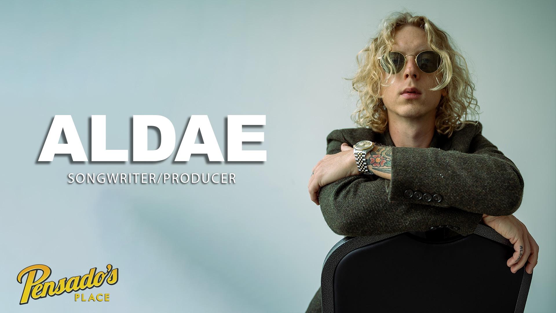 Songwriter / Producer, Aldae (Justin Bieber, Machine Gun Kelly)