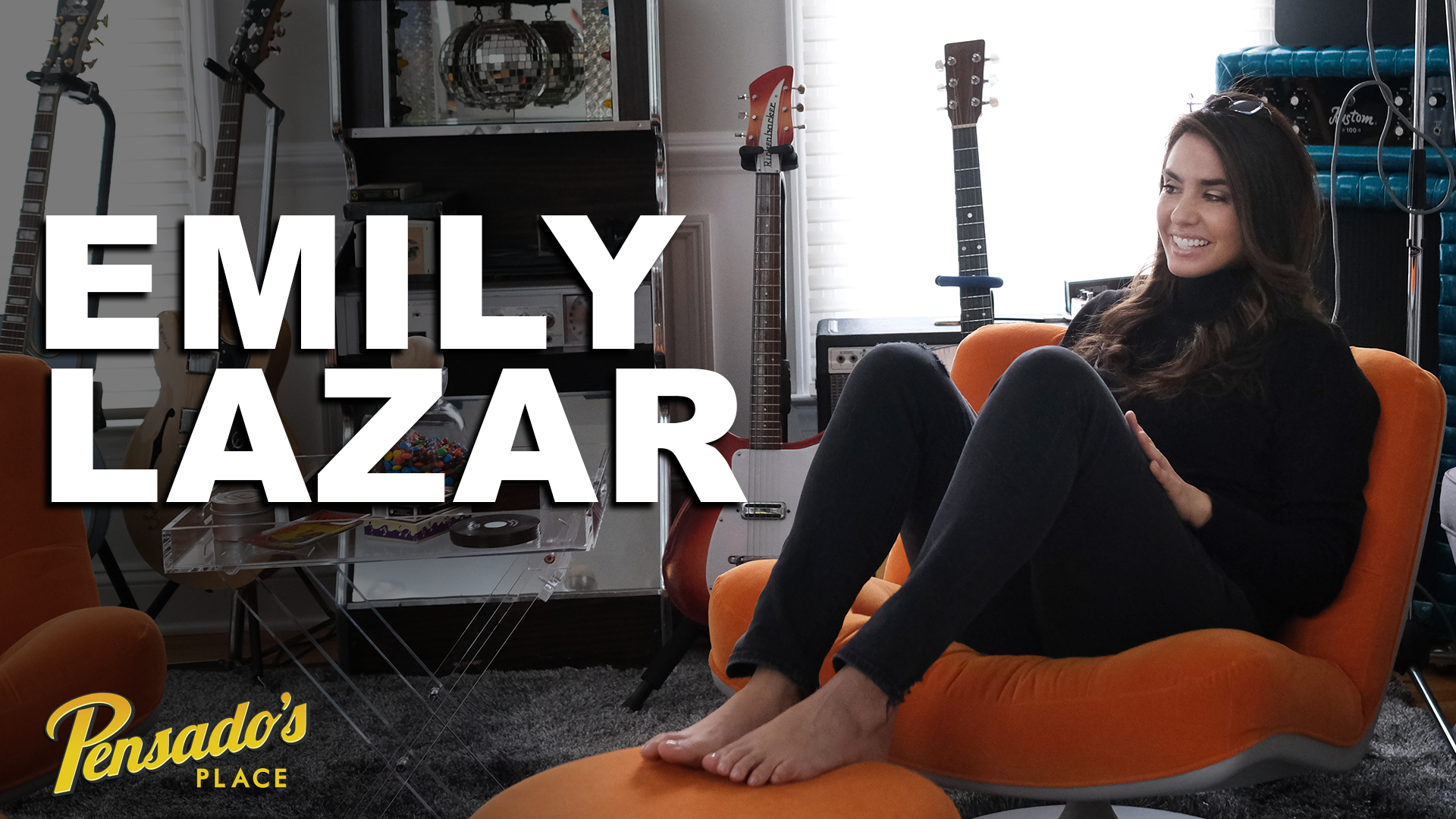 President & Chief Mastering Engineer of The Lodge and Founder of We Are Moving The Needle, Emily Lazar