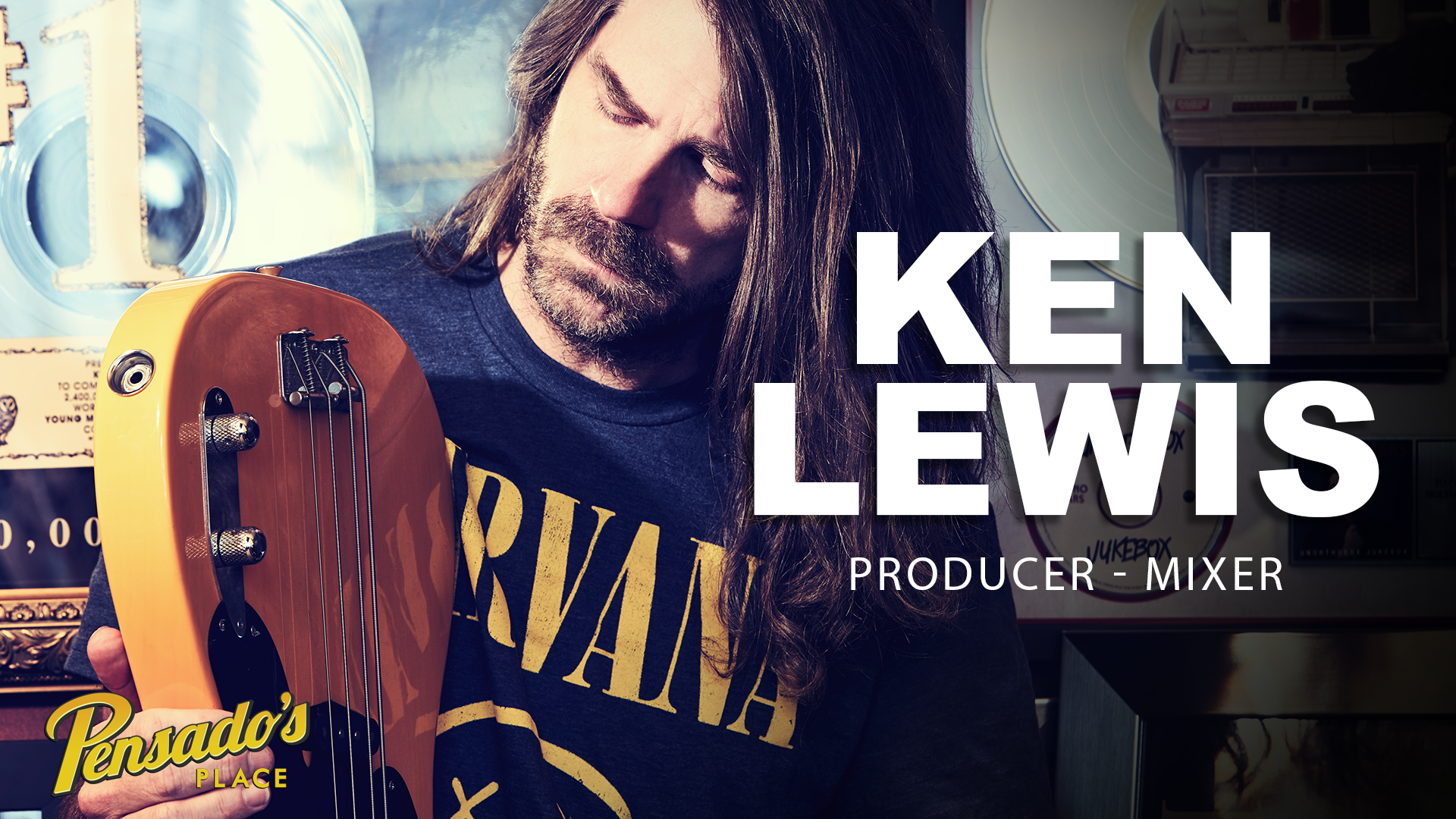 Producer / Mixer, Ken Lewis