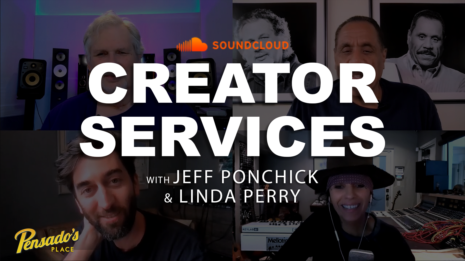 Creator Services with Linda Perry & Jeff Ponchick