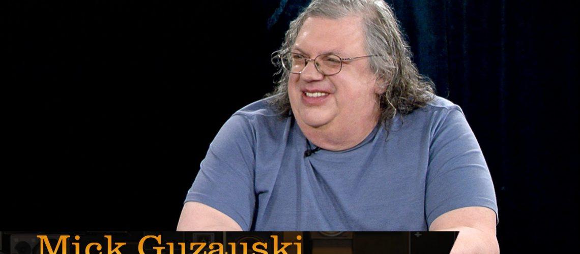 115 - Mick Guzauski