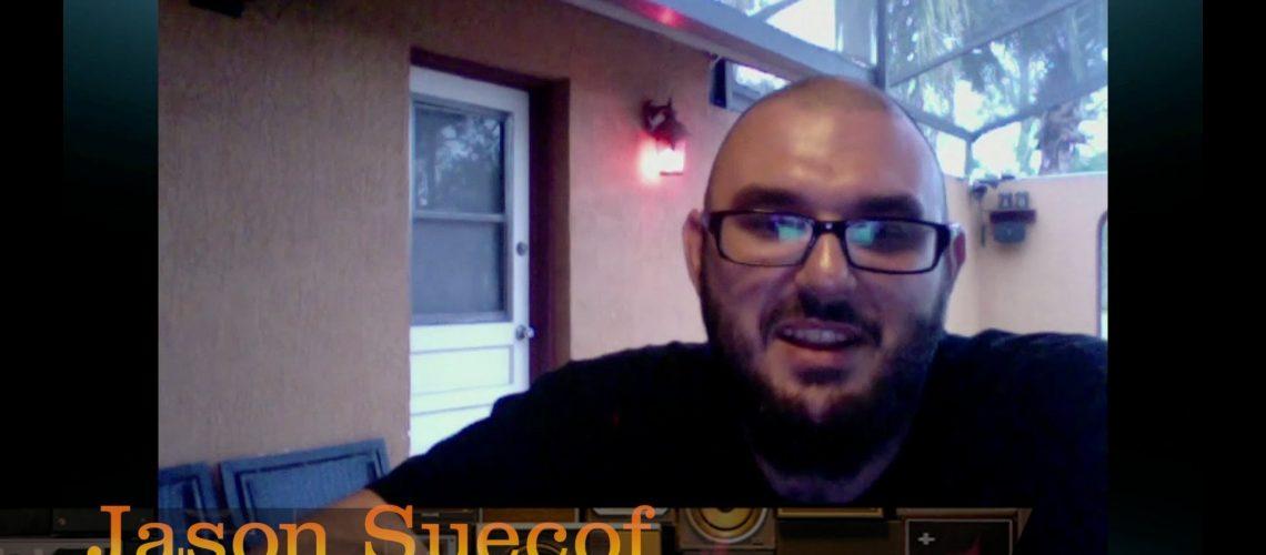 135 - Jason Suecof