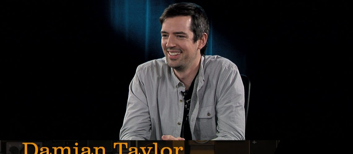 86 - Damian Taylor
