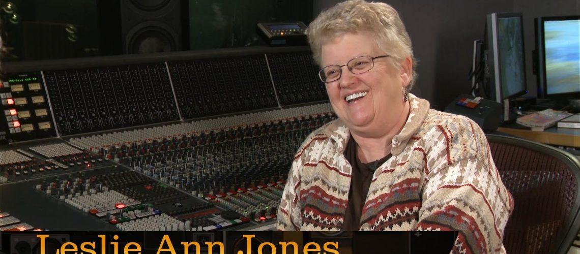 99 - Leslie Ann Jones