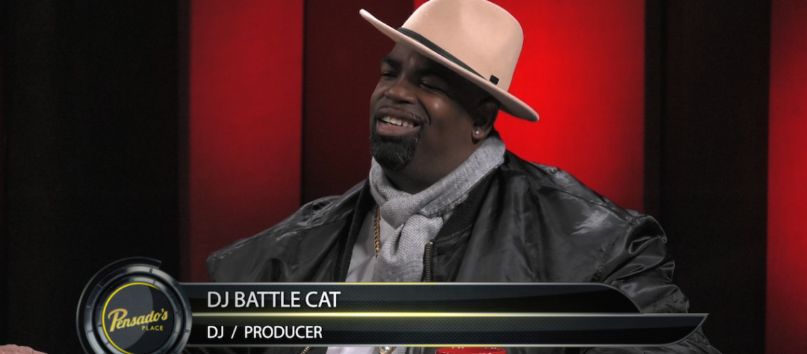 E321 - THUMBNAIL - DJ BATTLE CAT