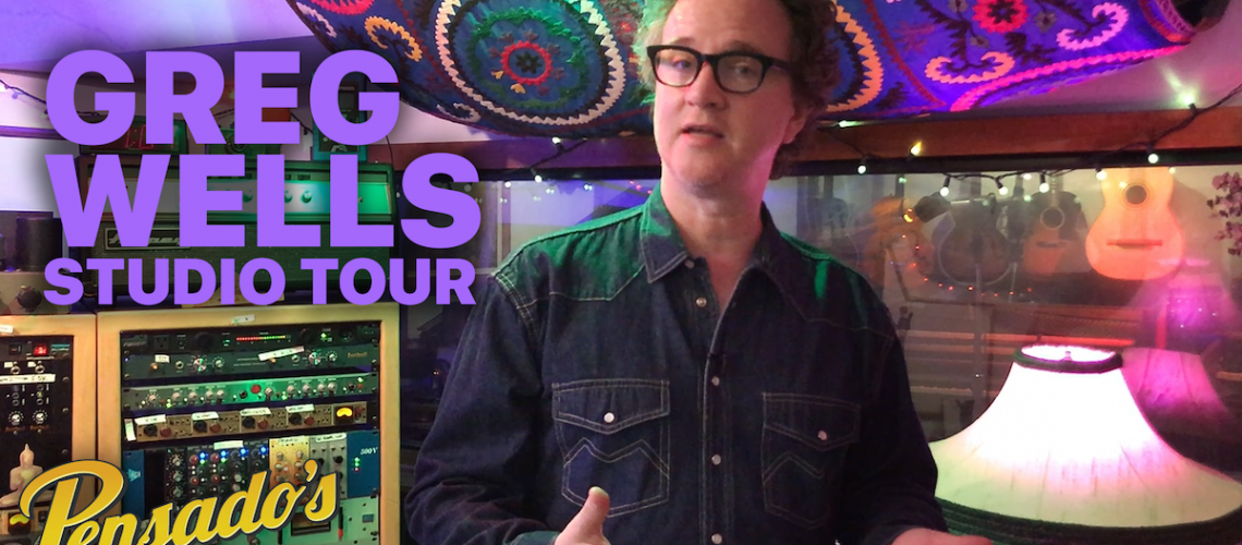 E339 - GREG WELLS STUDIO TOUR