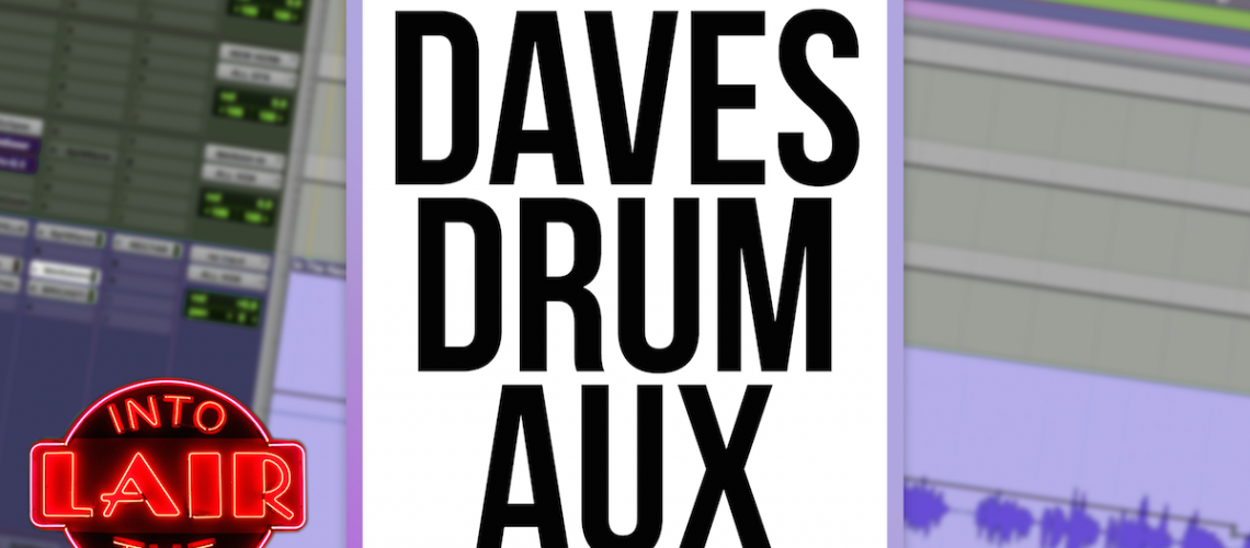 ITL 185 - DAVES DRUM AUX