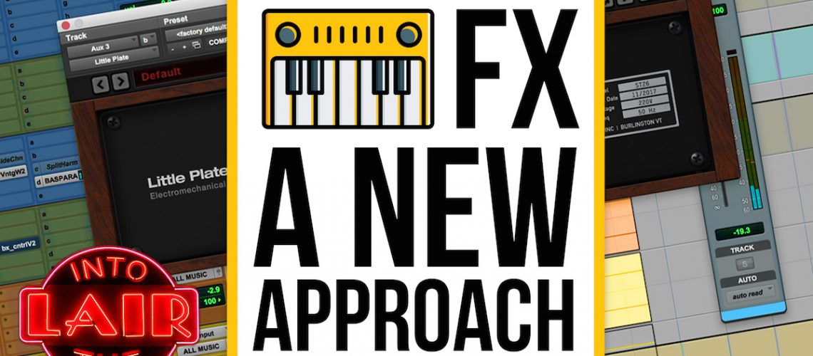 ITL 187 - KEYBOARD FX A NEW APPROACH