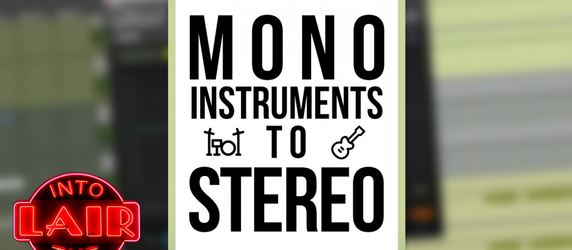 ITL 193 - mono instruments to stereo