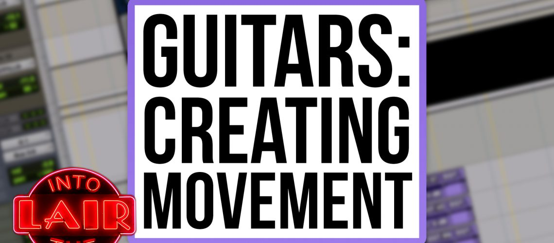 ITL 194 - GUITARS, CREATING MOVEMENT