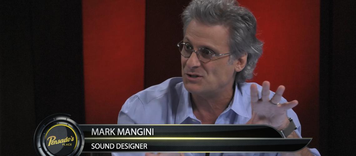 Mark Mangini Still Image