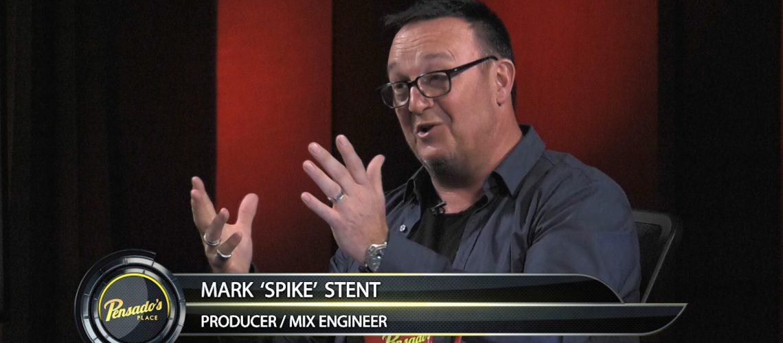 Mark Spike Spent Still
