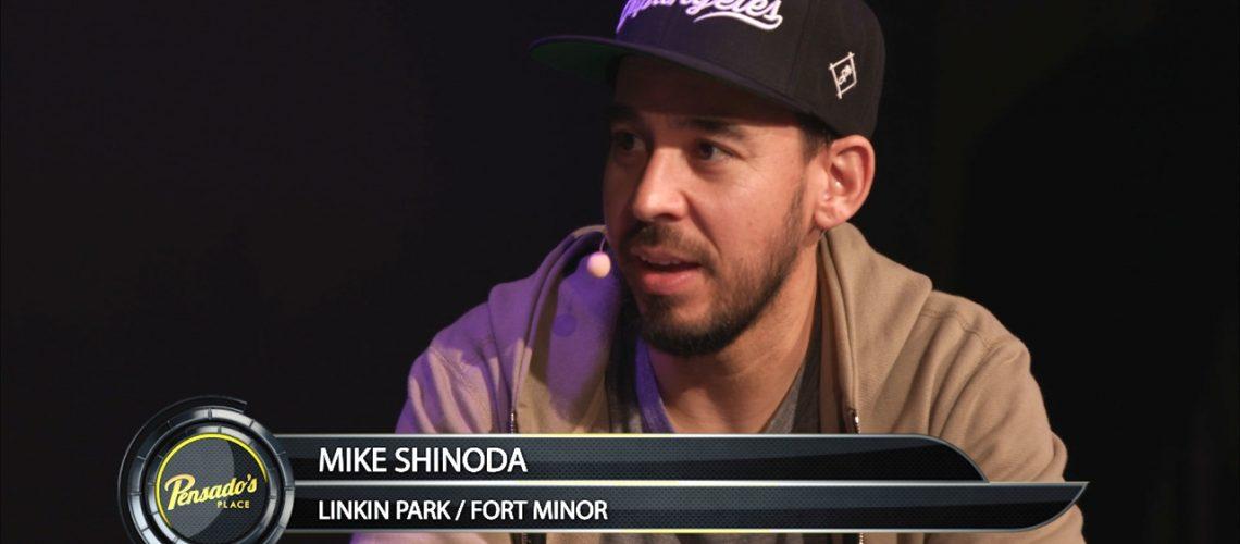 Mike Shinoda Still