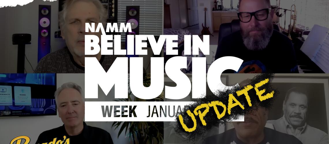 NAMM Believe In Music Update Thumb