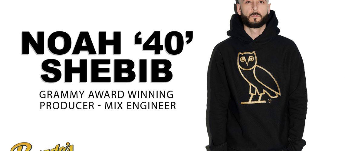 Noah 40 Shebib Thumb 2021