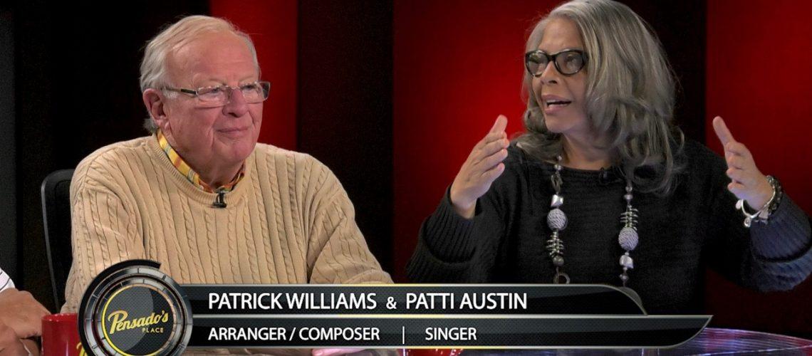 Patrick and Patti still 1