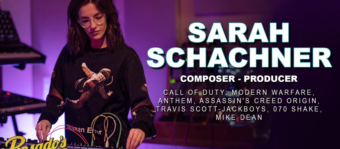 Sarah Schachner Pensados Place - YouTube Thumbnail